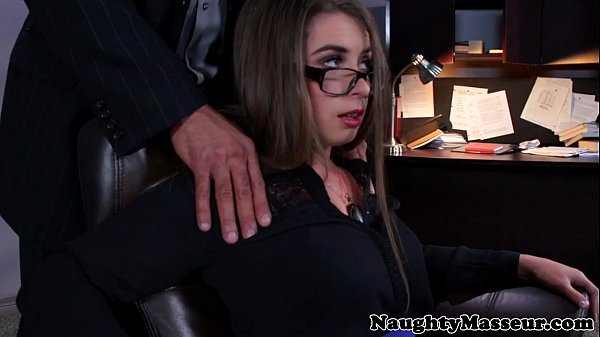 Stressed Bunny Freedom mouth massages cock