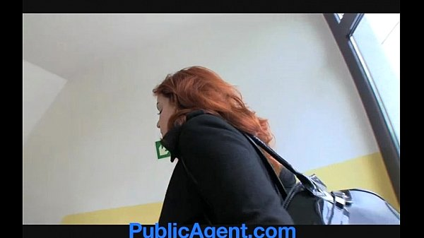 PublicAgent Married redhead Does Anal in the Cellar Thumb