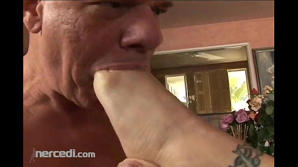 Foot Worship And Toe Sucking, Blonde Fetish Mature Thumb