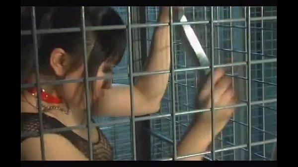 2 whores a slut and a cage
