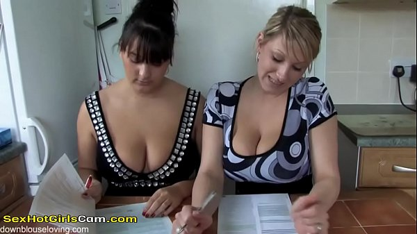 Two busty moms are posing on the cam - www.sexhotgirlscam.com Thumb