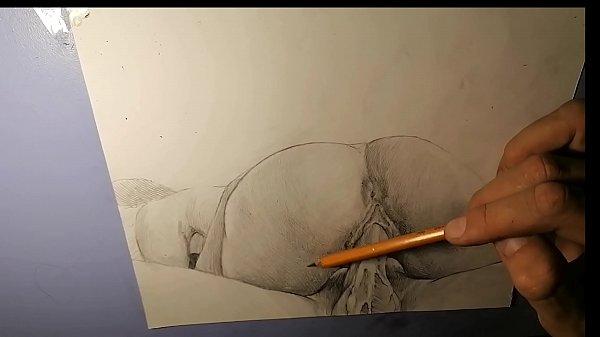SEX PICTURE ART #1 - CREAMPIE