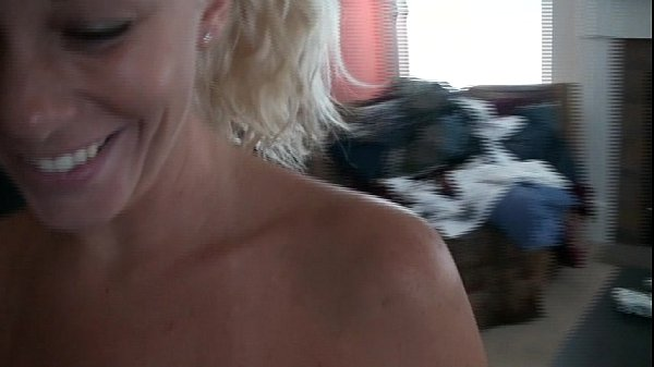 Milf Sucks My Cock and Jacks Me Off into Her Mouth
