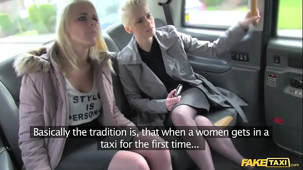 Fake Taxi two dutch ladies get hot and sweaty Thumb