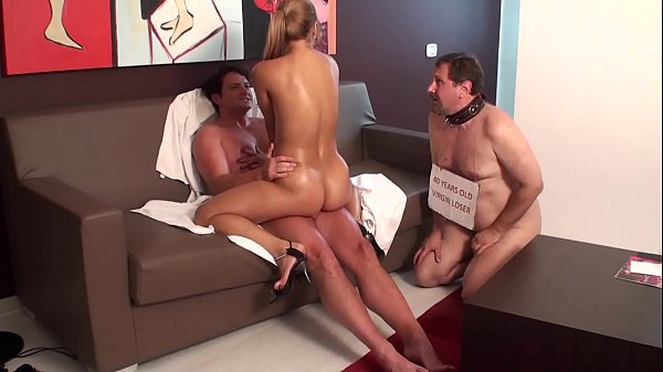 Cuckolds must watch when Ladies fucks other