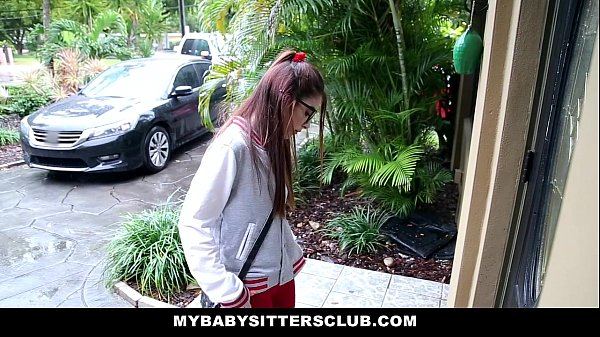 MyBabySittersClub - Petite Babysitter (Sally Squirt) Fucked By The Horny Boss