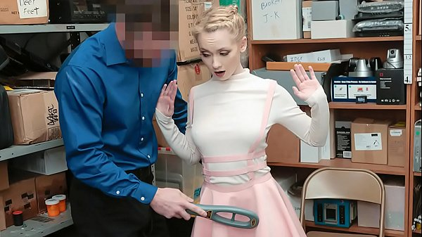Shoplifter Caught and Released But Fucked in Between | | Athena Rayne