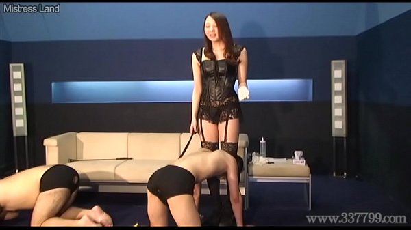 Japanese Dominatrix Risa Punishment Game