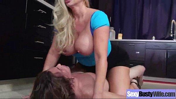 (karen fisher) Mature Wife With Big Round Boobs Love Sex mov-21