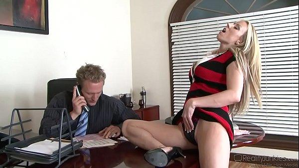 Carolyn Reese Fuckes Her Boss