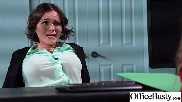 (krissy lynn) Office Girl With Big Boobs Enjoy ...