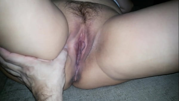Big Wet Hairy Pussy