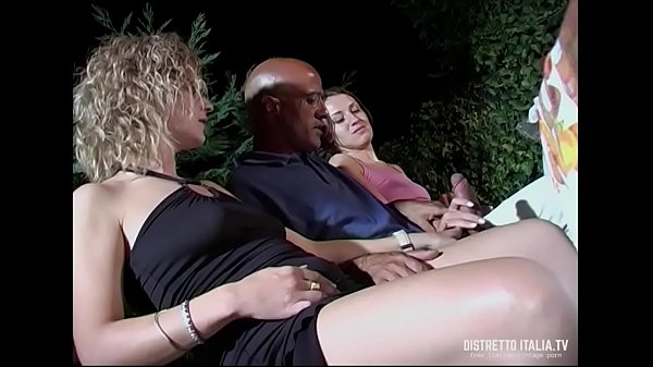 Orgy Party for Francesco Malcom and Roberto Malone with beautiful pussy Thumb