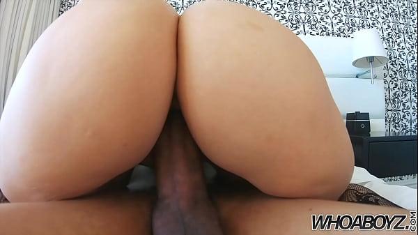 Big white ass Alexis andrews fuck a big dick