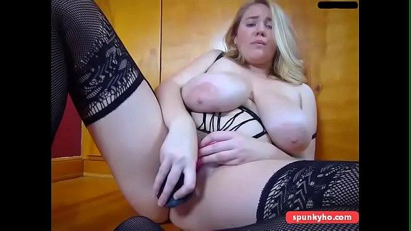 Big Booty Bbw Masturbating
