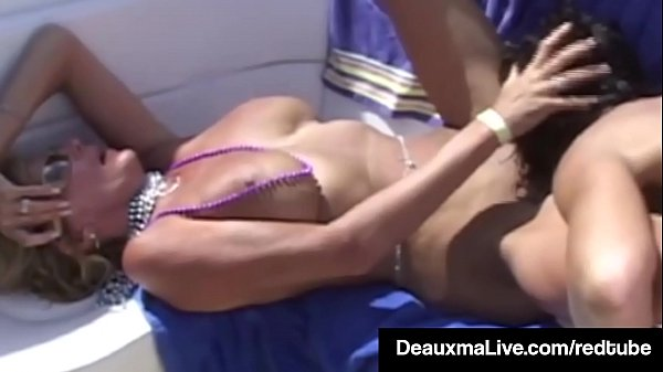 Texas Cougar Deauxma & Hubby Attend Swinger Par...