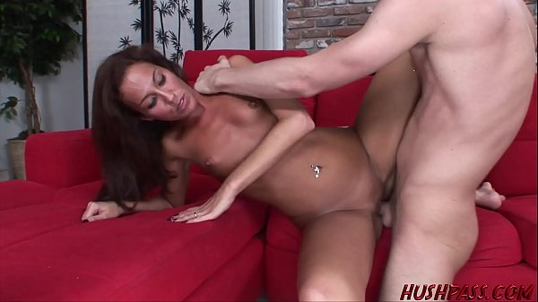 Cock Starved MILF Adriana Get What She Needs