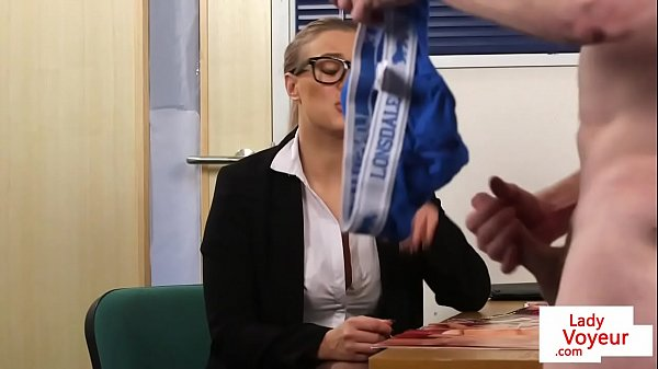 Topic Delirium femdom humiliates joi while giving office guy mine, not the