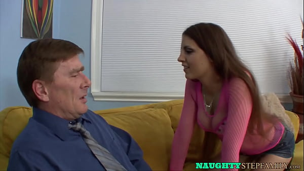 Young Rochelle Ryder banged hard by her stepdad