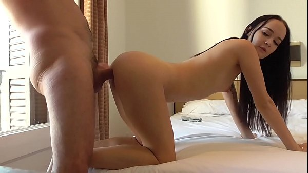 Hidden cam in sex photosession with hot Sasha S...