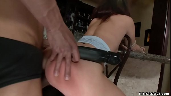MILF is whipped and rough fucked