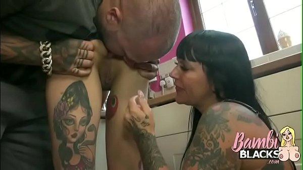 gaping pussy creampie
