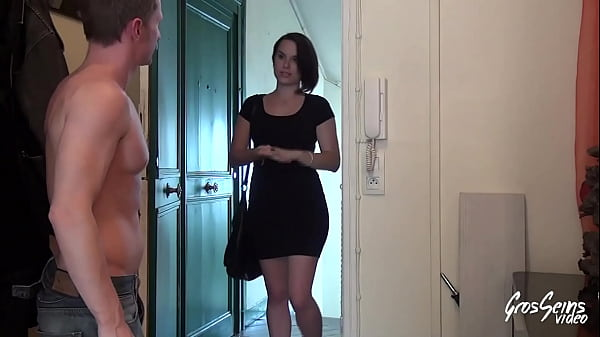 Lina, beautiful rebellious brunette, wants to be fucked by all