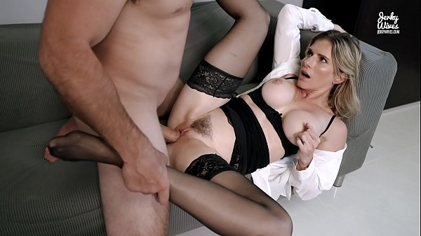 Hot Office MILF Seduced In To Anal By Her Well Hung Boss - Cory Chase Thumb