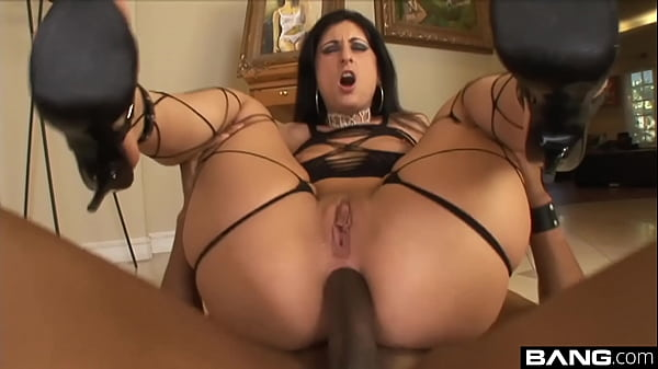 Bang Compilation - best of Interracial Anal Com...
