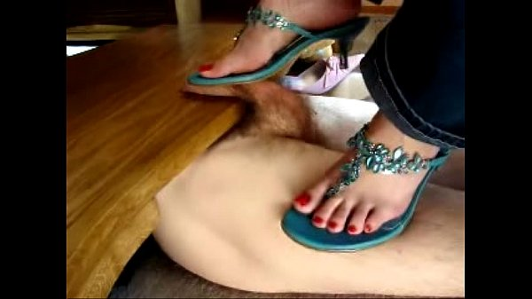 Cockcrushing Ballbusting Heeljob Footjob Shoejo...