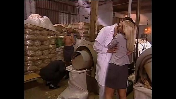 Pity, that two factory a orgy sluts sexual blonde in with Prompt