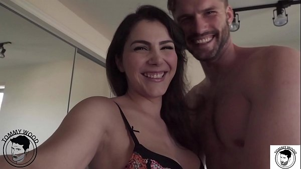 Passionate date ass eating with all natural big...
