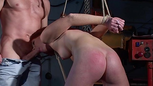 Hunting a slave in the city. The redhead victim. Part 2. His orders to lick his toes and suck his feet.