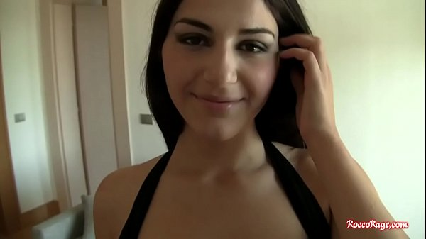 Rocco Enjoys Hardcore Anal Sex With a Horny Babe