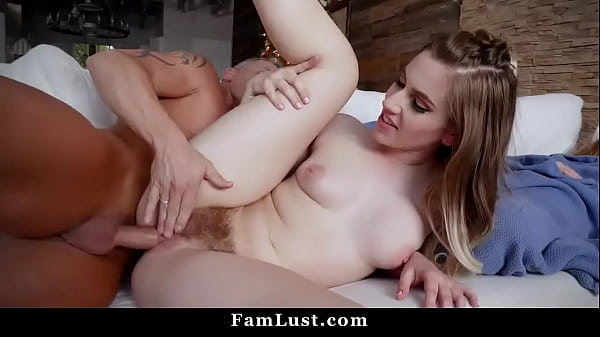 Christmas Morning Fuck with My Big Dick Step Daddy Thumb