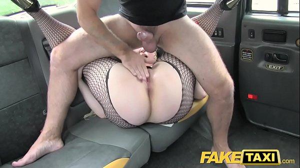 Fake Taxi Blonde likes older men in backseat of...
