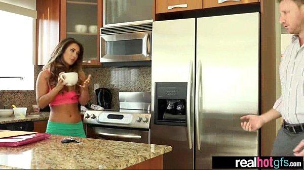 Horny Real GF (eva lovia) In Hardcore Sex Scene video-11