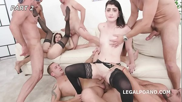 Bree Haze Vs Lydia Black #1 Domination, Submission, Squirt To Mouth, Balls Deep Anal, ATOGM, Gapes, DAP GIO798