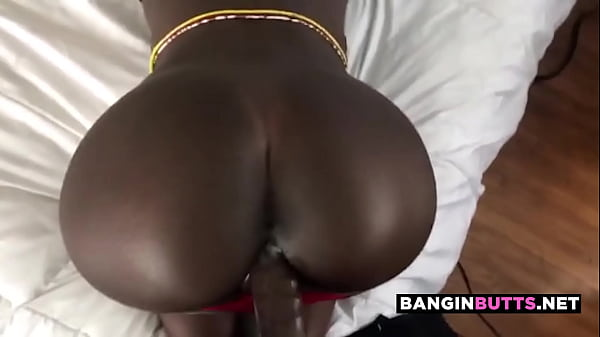 Tappin that perfect chocolate ass