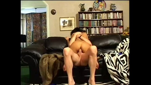 Misty Mendez enjoying a huge dildo before she enjoys a huge cock