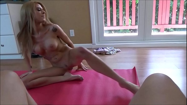 Son & Step Mom Nude Yoga - Lux Lisbon - Family Therapy
