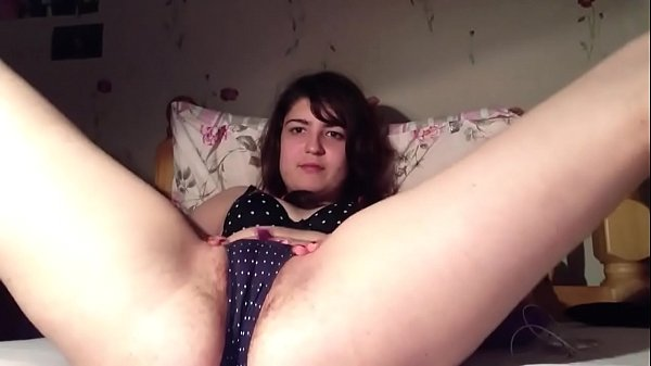 Young Hairy Fingers Clit Orgasm Contractions 4:26