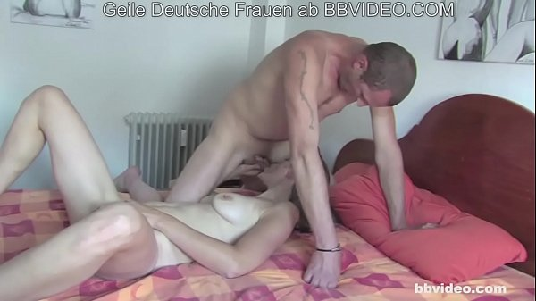 Skinny German mature loves deepthroating and licking