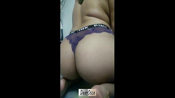 Hot Latina Big Ass Bouncing Her Ass