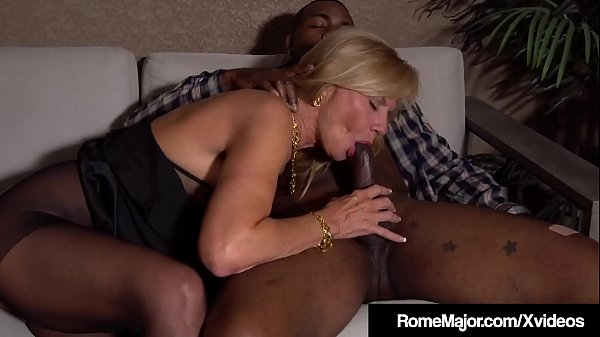 Mature Blonde Presley St Claire Wrecked By BBC ...