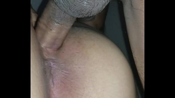 Unloading big dick creampie inside big ass lati...