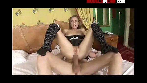 housemaid fucked in the bathroom
