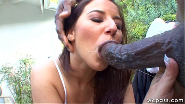 Black Cock in my Ass!