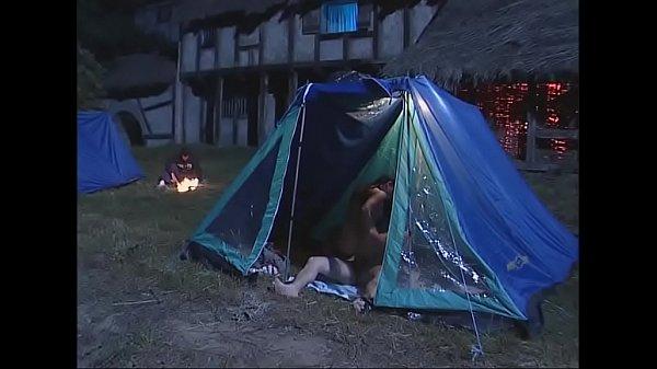 Sex Orgie auf dem Campingplatz Thumb