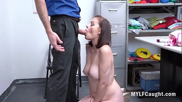 MILF To Fuck Cop For Stealing- Sovereign Syre
